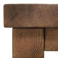 Wansbeck Console Table | Rustic Console Table